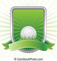 golf, tervezés elem