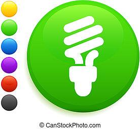 gombol, ikon, kerek, gumó, fény, internet, fluoreszkáló