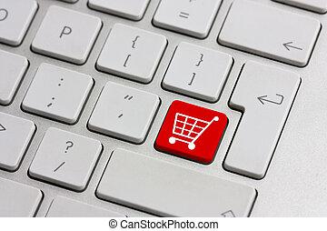 gombol, kiskereskedelem bevásárlás