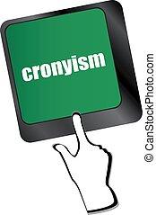 gombol, laptop kulcs, cronyism, billentyűzet