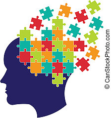 gondolkodás, agyonüt, fogalom, megfejt