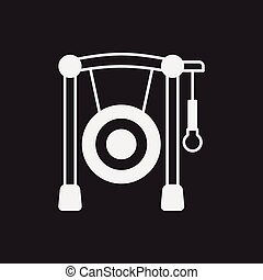 gong, ikon