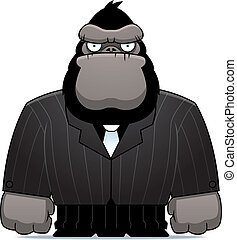 gorilla, illeszt