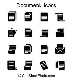 grafikus, állhatatos, ábra, vektor, tervezés, dokumentum, ikon