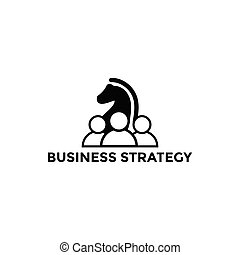 grafikus, ügy ábra, stratégia, vektor, tervezés, sablon