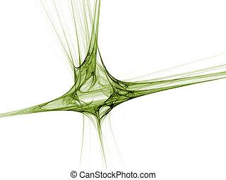 grafikus, fractal