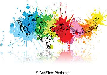 grunge, elvont, zene