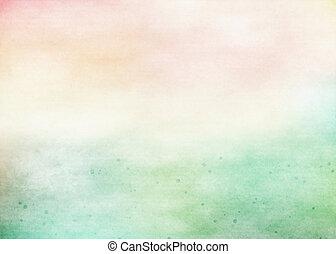 grunge, színes, watercolor., struktúra, háttér., lágy