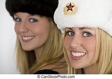 gyönyörű, russians
