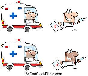 gyűjtés, orvosok