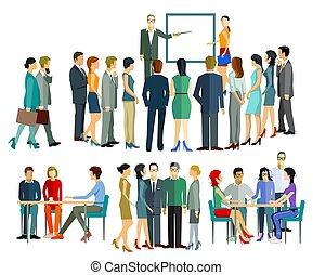 gyűlés, discussion.eps, folyik