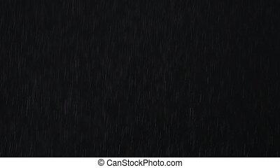 gyakorlati, closeup, vfx, screen., seamlessly, ellen, csapó, fényképezőgép, esőcseppek, surface., loopable, nehéz, elülső, fekete, esés, splashing., footage., insert., eső, szögletes, 4k, felhőszakadás