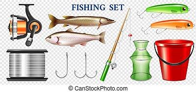 gyakorlatias, alapismeretek, állhatatos, halászat, áttetsző