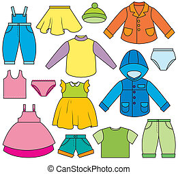 gyermekek ruházat