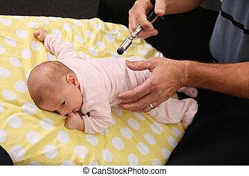gyermekgyógyászati, gerinc kezelése