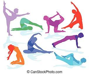 gymnastik-figuren