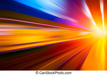 gyorsítás, magas, színes, fogalom, gyorsaság, elvont, lépés, autózás, villámlás, indítvány, gyors, gyorsan, háttér, elhomályosít, szuper, design.