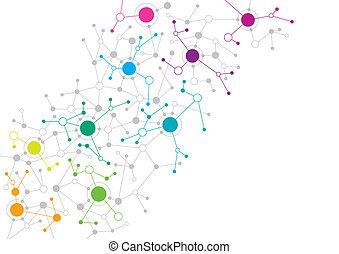 hálózat, kivonat tervezés