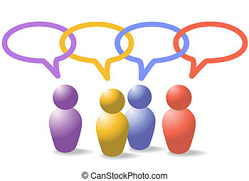 hálózat, lánc, emberek, média, jelkép, összekapcsol, társadalmi