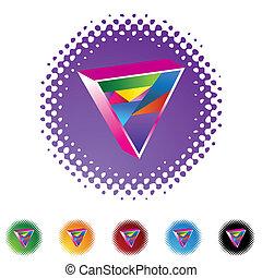 háromszög, buzi