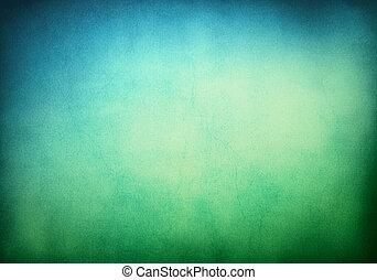 háttér, blue zöld