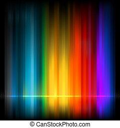 háttér., elvont, eps, színes, 8