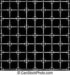 háttér., elvont, vektor, pattern., seamless