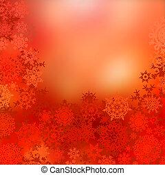 háttér., eps, karácsony, piros, 8