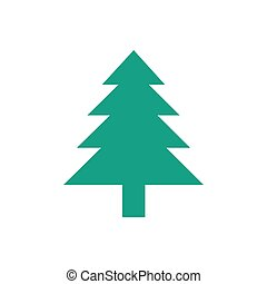 háttér., fehér, fa, karácsony, ikon