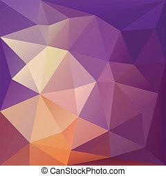 háttér., geometriai, elvont