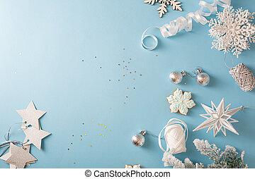 háttér, hópihe, karácsony