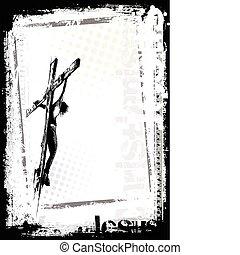 háttér, jézus