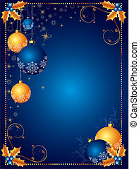 háttér, karácsonyi üdvözlőlap, vagy