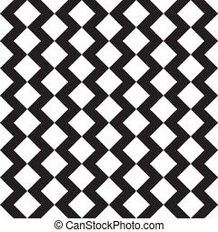 háttér, paralelogrammák, cikcakkos, seamless