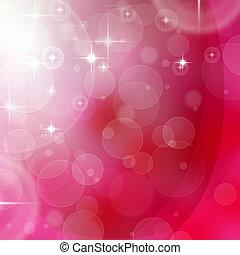 háttér, rózsaszínű, elvont