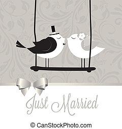 házas, madarak, igazságos