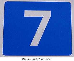 hét, szerencsés szám