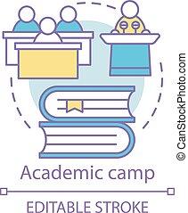 híg, icon., elméleti, egyetem, drawing., fogalom, stroke., klub, nevelési, illustration., közösség, gondolat, főiskola, egyenes, elszigetelt, tanulás, experience., facility., vektor, tábor, részesedés tudás, editable