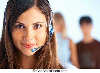 hívás összpontosít, gépész