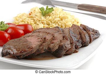 hússzelet, teryaki
