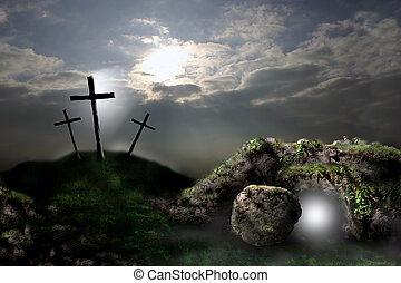 húsvét, 3