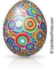 húsvét, egg.