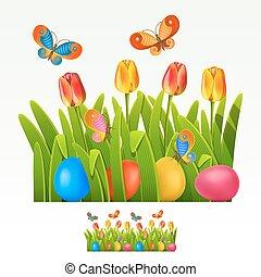 húsvét, határ