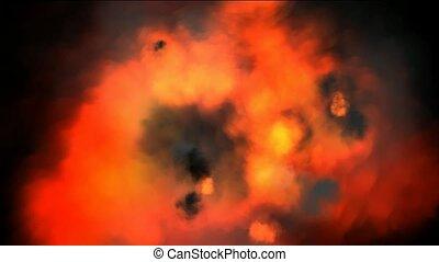 hadi, elbocsát, felrobbanás, dohányzik
