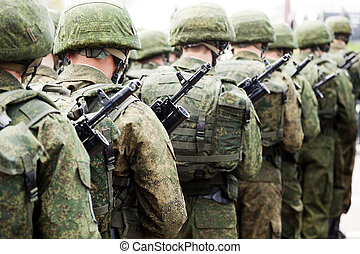 hadi, katona, egyenruha, evez