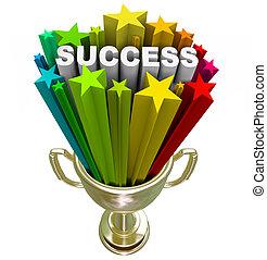 hadizsákmány, befejezés, -, siker, nyerő