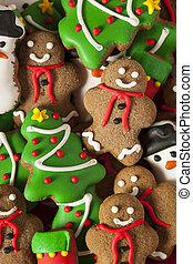 hagyományos, csiricsáré süti, karácsony, jégbe hűtött