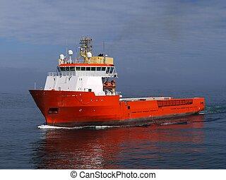 hajó, 14, part felől, beszerzés