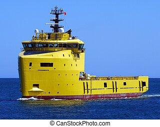 hajó, 15b, offhore, beszerzés