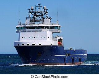 hajó, 15e, part felől, beszerzés